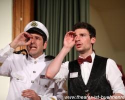 Bühnenreifs Traumschiff