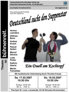 Deutschland sucht den Suppenstar