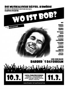 Wo ist Bob?